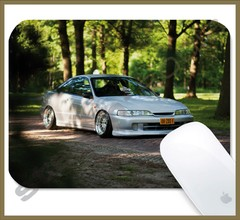 Mouse Pad Rectangular Honda - 001