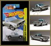Hot Wheels - Volkswagen Caddy (Gris)