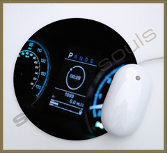 Mouse Pad Circular Speedometer - 01 - comprar online