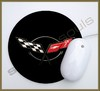 Mouse Pad Circular Chevrolet - 01