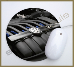 Mouse Pad Circular Engines - 01 en internet