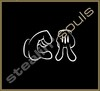 Stickers / Decals - Mickey Mouse Hands - 007