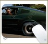 Mouse Pad Rectangular Famous Movies / Series Cars - 001