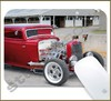 Mouse Pad Rectangular Hot Rod - 001