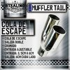 Muffler Tail | Cola de Escape | Doble Salida
