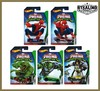 Hot Wheels - Marvel - Set x 5 - Ultimate Spider-Man VS The Sinister 6