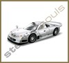Maisto: Adventure Wheels - Mercedes Benz CLK-GTR (Street Version)
