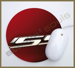 Mouse Pad Circular Chevrolet - 02