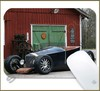 Mouse Pad Rectangular Hot Rod - 002