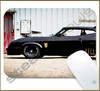 Mouse Pad Rectangular Famous Movies / Series Cars - 002