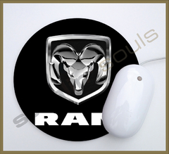 Mouse Pad Circular Dodge - 02 en internet