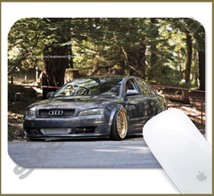 Mouse Pad Rectangular Audi - 003 en internet