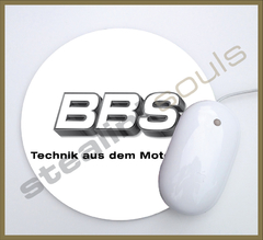 Mouse Pad Circular Wheels Marks - 005 - comprar online
