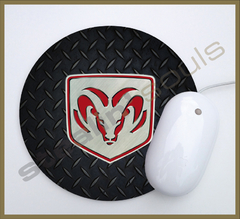 Mouse Pad Circular Dodge - 03 en internet