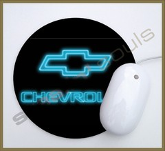 Mouse Pad Circular Chevrolet - 03