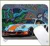 Mouse Pad Rectangular Porsche - 003
