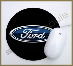 Mouse Pad Circular Ford - 04 en internet