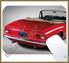 Mouse Pad Rectangular Fiat - 004 en internet
