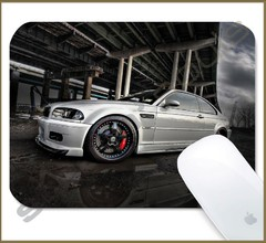 Mouse Pad Rectangular Bmw - 004