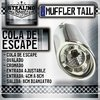 Muffler Tail | Cola de Escape | Ovalado