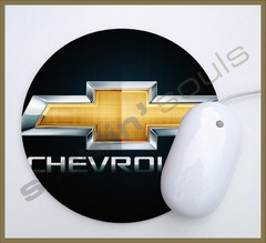 Mouse Pad Circular Chevrolet - 05