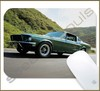 Mouse Pad Rectangular Famous Movies / Series Cars - 005