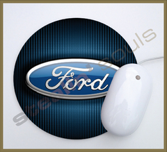 Mouse Pad Circular Ford - 05 en internet