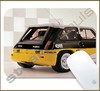 Mouse Pad Rectangular Renault - 005
