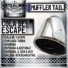 Muffler Tail | Cola de Escape | Turbo - comprar online