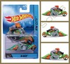 Hot Wheels - Motorcycle With Rider - W-Dozie