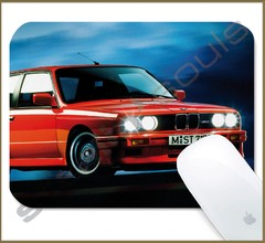 Mouse Pad Rectangular Bmw - 006