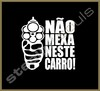 Stickers / Decals - Brazil Style - 002