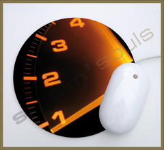 Mouse Pad Circular Speedometer - 06 - comprar online