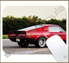 Mouse Pad Rectangular Ford - 007