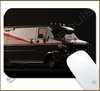 Mouse Pad Rectangular Famous Movies / Series Cars - 008