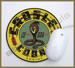 Mouse Pad Circular Old Brands - 07 - comprar online