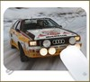 Mouse Pad Rectangular Audi - 007