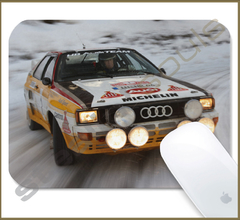 Mouse Pad Rectangular Audi - 007 en internet