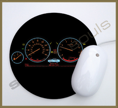 Mouse Pad Circular Speedometer - 08 - comprar online