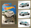 Hot Wheels - Super Volt (Blanco)