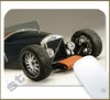 Mouse Pad Rectangular Hot Rod - 009