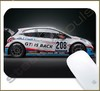 Mouse Pad Rectangular Peugeot - 009