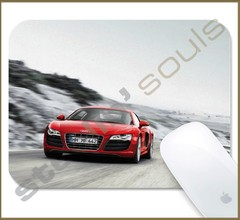 Mouse Pad Rectangular Audi - 010