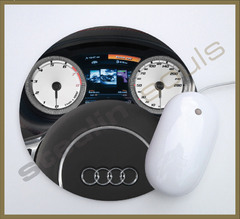 Mouse Pad Circular Speedometer - 10 - comprar online