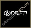 Stickers / Decals - Drift - 010