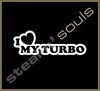Stickers / Decals - Turbo - 010