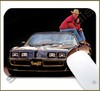 Mouse Pad Rectangular Famous Movies / Series Cars - 011