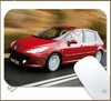 Mouse Pad Rectangular Peugeot - 011