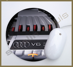 Mouse Pad Circular Engines - 11 - comprar online
