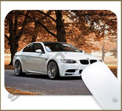 Mouse Pad Rectangular Bmw - 011
